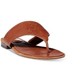 Lauren Ralph Lauren Deandra Flat Thong Sandals