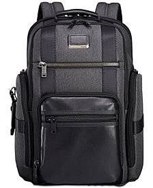 Tumi Men's Alpha Bravo Sheppard Deluxe Backpack