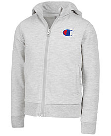 Champion Heritage Zip-Up Hoodie, Little Girls
