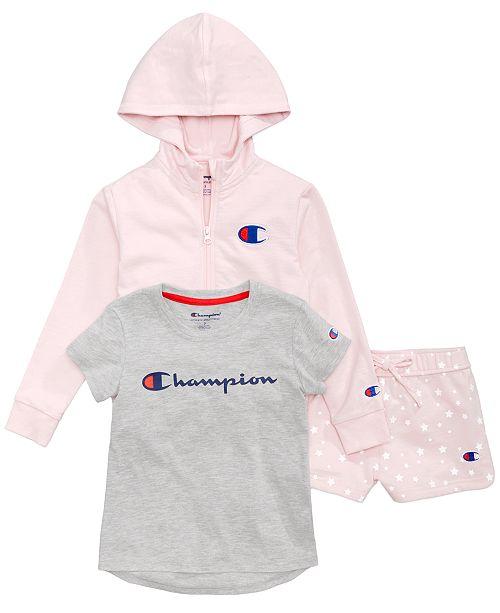 0171b9b63d2 Champion Heritage Zip-Up Hoodie