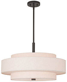 Livex Meridian 5-Light Pendants