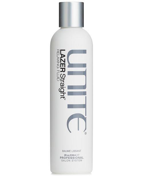 UNITE LAZER Straight Relaxing Fluid, 8-oz., from PUREBEAUTY Salon & Spa