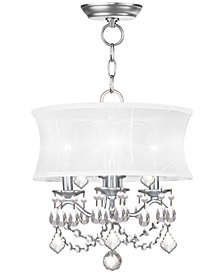 Livex Newcastle Mini Chandelier