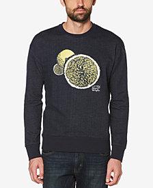 Original Penguin Men's Drop-Shoulder Lemon-Graphic Sweatshirt