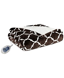 "Ogee 50"" x 64"" Electric Snuggle Wrap"