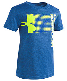 Under Armour Logo-Print T-Shirt, Toddler Boys