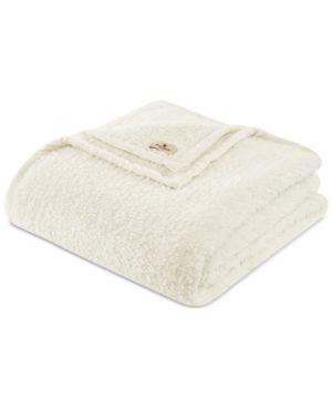 Woolrich Burlington King Berber Blanket Bedding 5798093