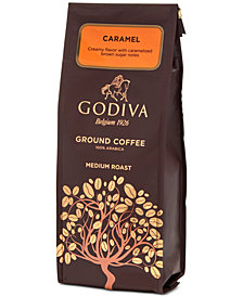 Godiva Caramel Ground Coffee