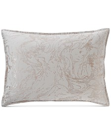 CLOSEOUT! Hotel Collection Marble King Sham, Created for Macy's