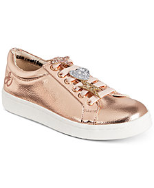 Sam Edelman Blane Sammie-Rose Sneakers, Little Girls & Big Girls
