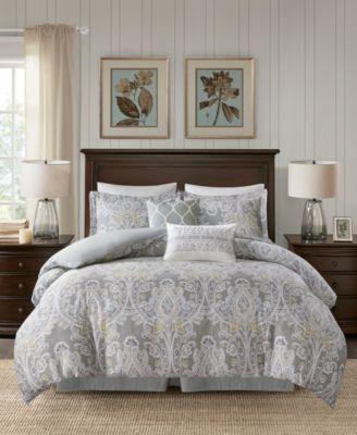 Hallie Full 6-Pc. Comforter Set