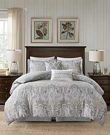 Harbor House Hallie California King 6-Pc. Comforter Set