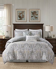 Harbor House Hallie King 5-Pc. Duvet Cover Set
