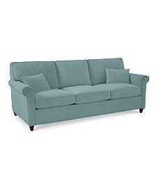 """Lidia 82"""" Fabric Sofa, Created for Macy's"""