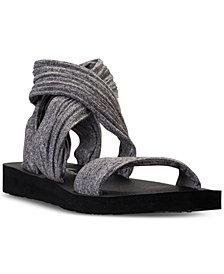Skechers Women's Cali Meditation - Still Sky Sandals from Finish Line