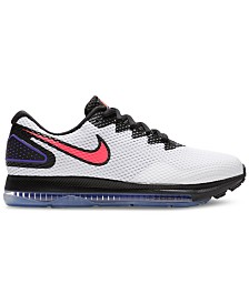 Nike Women's Zoom All Out Low 2 Running Sneakers from Finish Line v9gsA