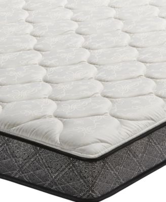 """MacyBed by  Classic 7.5"""" Plush Mattress - Twin, Created for Macy's"""