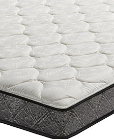 "MacyBed by Serta  Classic 7.5"" Plush Mattress - Queen, Created for Macy's"