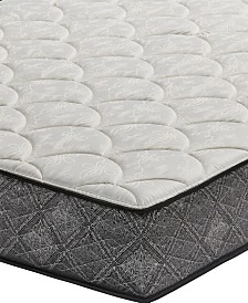 "MacyBed by Serta  Premium 10"" Plush Mattress - Queen, Created for Macy's"