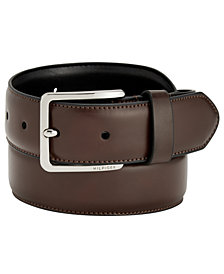 Tommy Hilfiger Men's Flex Dress Belt
