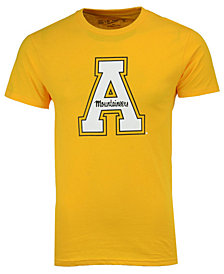 New Agenda Men's Appalachian State Mountaineers Big Logo T-Shirt
