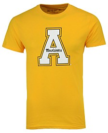 New Agenda Men's Appalachian State Mountaineers Big Logo T-Shirt