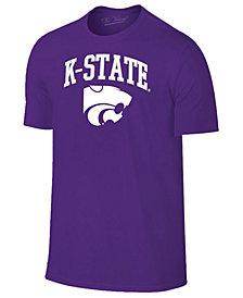 Retro Brand Men's Kansas State Wildcats Midsize T-Shirt