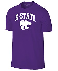 Retro Brand Men's Kansas State Wildcats Midsize T-Shirt