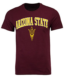 Retro Brand Men's Arizona State Sun Devils Midsize T-Shirt