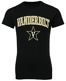 Retro Brand Men's Vanderbilt Commodores Midsize T-Shirt