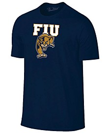 Men's Florida International Golden Panthers Big Logo T-Shirt