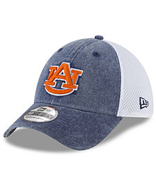 New Era Auburn Tigers Washed Neo 39THIRTY Cap
