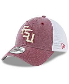 New Era Florida State Seminoles Washed Neo 39THIRTY Cap