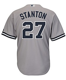 Men's Giancarlo Stanton New York Yankees Player Replica Cool Base Jersey