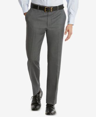 Men's Modern-Fit TH Flex Stretch Suit Pants
