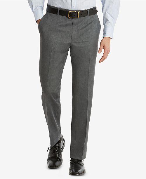Tommy Hilfiger Men's Modern-Fit TH Flex Stretch Suit Pants