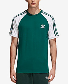 adidas Men's Originals Three-Stripes T-Shirt