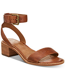 Frye Cindy Two-Piece Dress Sandals