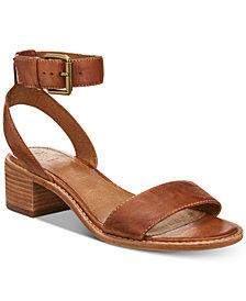 Frye Cindy Two-Piece Dress Sandals
