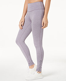Ideology Cutout Leggings, Created for Macy's
