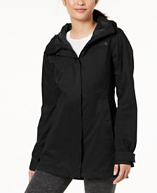 The North Face City Midi Waterproof Jacket