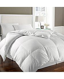 Blueridge Kathy Ireland Essentials White Goose Feather & Down King  Comforter