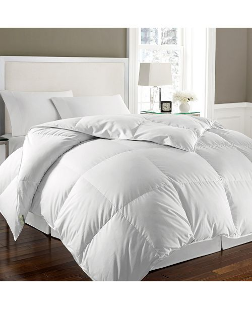 e76cd028b2 Blueridge kathy ireland Essentials White Goose Feather and Down Comforters
