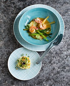 Rosenthal Mesh Dinnerware Collection