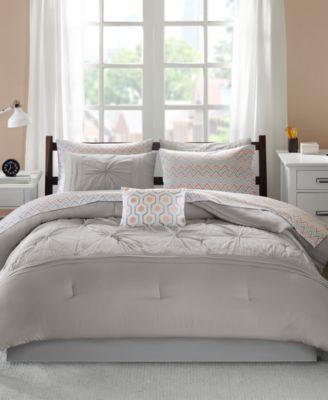 Toren 7-Pc. Twin Comforter Set