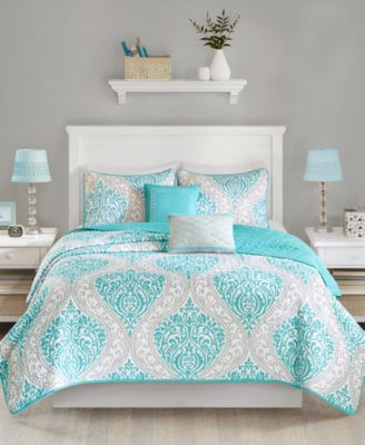 Senna 4-Pc. Twin/Twin XL Coverlet Set