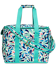 Vera Bradley Splash Multi Insulated Cooler Bag