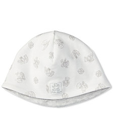 Ralph Lauren Cotton Interlock Beanie, Baby Boys