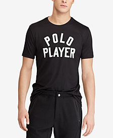 Polo Ralph Lauren Men's Active-Fit Performance T-Shirt