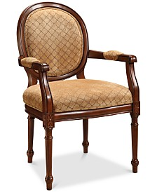 Lydea Accent Chair, Quick Ship